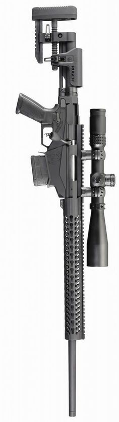 Ruger's New Precision #Rifle