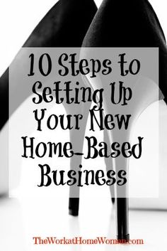 By taking these steps you can help ensure a successful launch of your new work at home business. via The Work at Home Woman