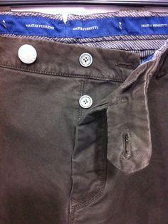 NWT$495 Mastai Ferretti Italian luxury Chic Casual Pants 54/38W Today's Big Sale #MastaiFerretti #Sarorialcasualpantsfantasticsemifitdrape