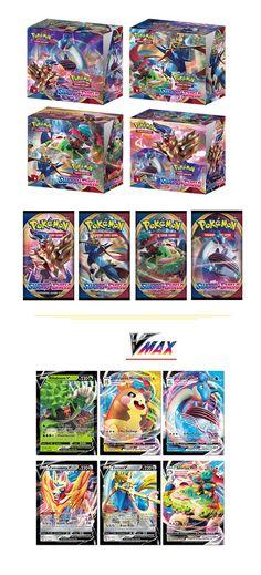 Pokemon TCG Sword & Shield Powerful Pokemon, Pokemon Cards, Sword, Pokemon Trading Card, Swords
