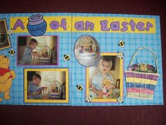 A Hunny of an Easter by disneybuds @2peasinabucket