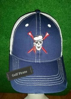 Check out this item in my Etsy shop https://www.etsy.com/listing/213864389/golf-pirate-logo-cap