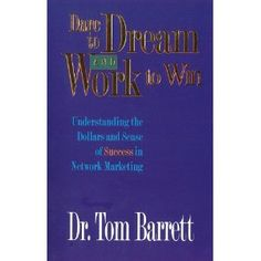 dare to dream and work to win understanding dollars and sense of