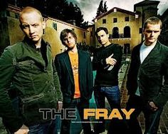 The Fray. Love their music.