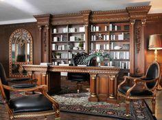 5 Mẫu bàn làm việc mang phong cách cổ điển sang trọng - hình 2