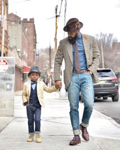 good day to : Walk in style New Instagram, Well Dressed Men, Hats For Men, Dapper, Black Men, Shirt Style, Look, Menswear, Mens Fashion