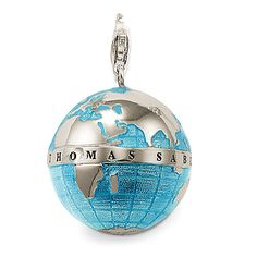 Thomas Sabo world charm....definitely need to add this to my collection!