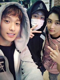 ∗ˈ‧₊° seokmin + minghao + jeonghan || svt ∗ˈ‧₊°