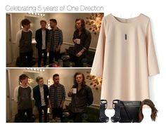 """""""FIVE YEARS"""" by hpforever00 ❤ liked on Polyvore featuring Chicwish, Karen Kane, Michael Kors, Alexander Wang, women's clothing, women, female, woman, misses and juniors"""
