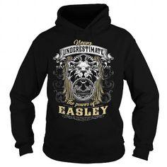 Cool EASLEY EASLEYBIRTHDAY EASLEYYEAR EASLEYHOODIE EASLEYNAME EASLEYHOODIES  TSHIRT FOR YOU T-Shirts