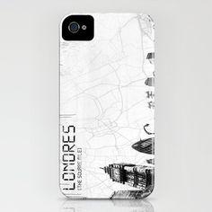 London iPhone Case by Yan-k - $35.00