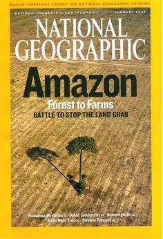 National Geographic Magazine Font