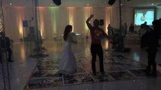 Dança para noivos - valsa diferente.