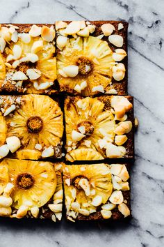 Juisy Intense | Pineapple Coconut cake
