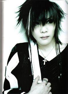 Aoi.The GazettE <3<3<3<3