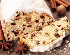 Stollen de Noël facile - Une recette CuisineAZ http://www.cuisineaz.com/recettes/stollen-de-noel-facile-74877.aspx