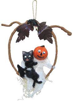 Image result for german halloween folk art halloween