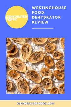 Read more about this food dehydrator by Westinghouse at Dehydrated Foodz. #foodehydrator #dehydrator #beefjerky #kitchen Food Dehydrator Reviews, Dehydrator Recipes, Fruit Roll Ups, How To Cook Beef, Banana Chips, Dehydrated Food, Homemade Dog Treats, Beef Jerky, Healthy Snacks For Kids