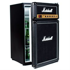 Marshall Amp Mini Fridge!