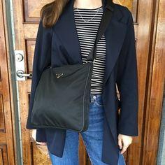 Vintage Prada Bag from Oslo. Prada Bag, Oslo, Bags, Vintage, Shopping, Collection, Fashion, Handbags, Moda