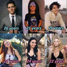 Riverdale actors in 2018 Kj Apa Riverdale, Riverdale Quotes, Riverdale Funny, Riverdale Tumblr, Riverdale Quiz, Comic Movies, Movie Tv, Veronica, The Cw