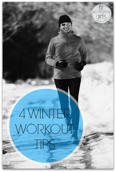 Winter got you down about your workouts? No longer with these four ideas! | Fit Bottomed Girls