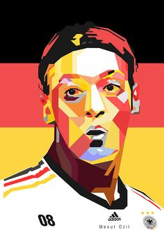 Mesut Ozil FIFA World Cup 2014 | The German Strike on Behance
