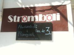 Stromboli, Carrer Sant Magí.