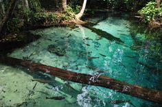 Lagoa Azul em Nobres, Mato Grosso