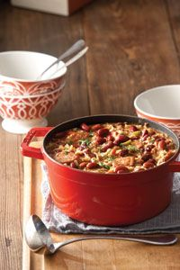 Quick-and-Easy Red Beans and Rice
