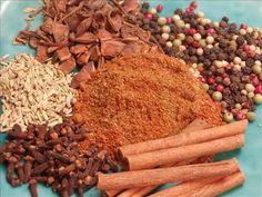 Lawry's salt, Bay seasoning, 5 spice powder, rubs, TONS of make your own seasoning mixes recipes...Keeper site!