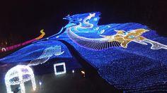 152万9,103球のLEDライトを使った世界最大のイルミネーションがアパリゾート上越妙高(新潟県)に登場! ウレぴあ総研では、ギネスに認定されたこの絶景をドローンで空撮させていただきました! Japan Landscape, Awesome