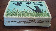 duck dynasty birthday cake toppers | kristilovescakes: Birthday cakes!