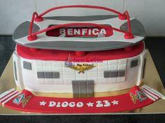 Estádio do Benfica!