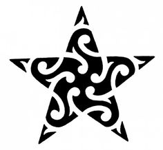 maori tattoo star - Buscar con Google