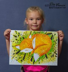 Class Art Projects, Kids Art Class, Art Lessons For Kids, Art Lessons Elementary, Art For Kids, Kids Art Galleries, Third Grade Art, Art Drawings For Kids, Autumn Art