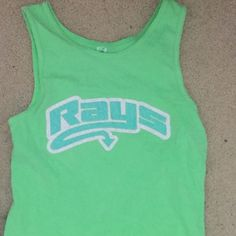Green Rays Tank! New ! Never worn!! Accessories