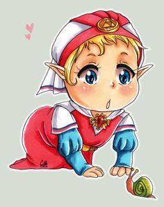 Baby Zelda