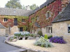 Time Was Antiques Family Blog: Washburne Court Hotel, Lower Slaughter UK