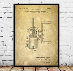 Pasta Maker Patent, Pasta Maker Poster, Pasta Maker Blueprint, Pasta Maker Print, Pasta Maker Art, Pasta Maker Decor by STANLEYprintHOUSE  3.00 USD  We use only top quality archival inks and heavyweight matte fine art papers and high end printers to produce a stunning quality print that's made to last.  Any of these posters will make a great affordable gift, or tie any room together.  Please choose between different sizes and col ..  https://www.etsy.com/ca/listing/482715166/pasta-..