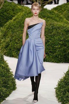 Неделя высокой моды в Париже: Christian Dior - ВеснаЛето 2013