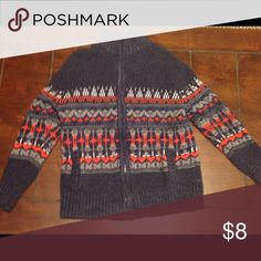 Boys Sweater Size 6/7 Boys size 6/7 in excellent condition! Cherokee Shirts & Tops Sweaters
