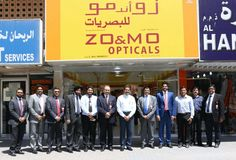 ZO & MO Opticals New Outlet in Sharjah