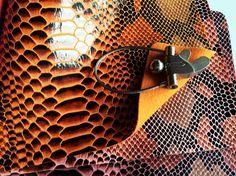 snake design textile for handbag 2016 autumn&winter season, item name W810, thickness 0.9mm.