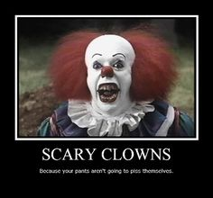 Pennywise The Clown Funny | Scary Clowns