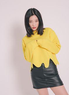 http://en.stylenanda.com/product/Coated-Mini-Skirt-Black/143390/?cate_no=52&display_group=1
