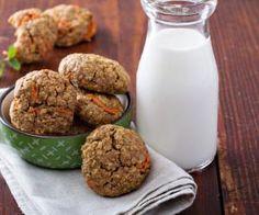 Mrkvové cookies