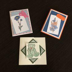 Gemaakt samen met bezoekers Dagbehandeling Playing Cards, Seeds, Playing Card Games, Game Cards, Playing Card