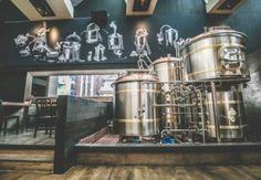 [Fotoalbum] Bierfabriek Amsterdam | Entree Magazine French Press, Amsterdam, Coffee Maker, Kitchen Appliances, Photos, Photograph Album, Beer, Coffee Maker Machine, Diy Kitchen Appliances