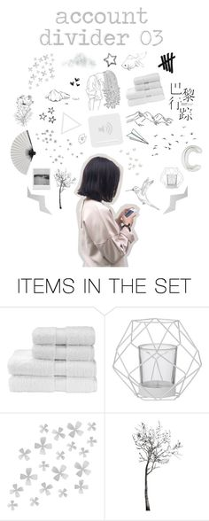"""""""Account Divider 03"""" by jungshook ❤ liked on Polyvore featuring art"""